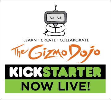 The Gizmo Dojo Kickstarter is Now Live!